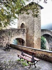 Balmaseda: puente medieval
